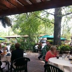 Photo taken at Joe T. Garcia's by Austin H. on 10/12/2012