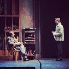 Photo taken at Teatro Zorrilla by Cheiber R. on 4/25/2013