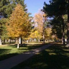 Photo taken at Liberty Park by B.J. L. on 11/7/2012
