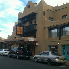Photo taken at La Fonda Santa Fe by Dave R. on 12/2/2012