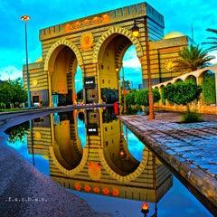 Photo taken at Islamic University of Madinah by Farhan M. on 11/29/2012