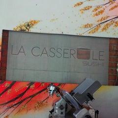 Photo taken at La Casserole Cocina Fusion by Selene S. on 9/5/2015