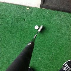 Photo taken at Golfclub Steenpoel by Koen K. on 10/2/2012