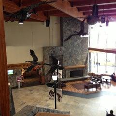 Photo taken at Bozeman Yellowstone International Airport (BZN) by John R. on 9/26/2012