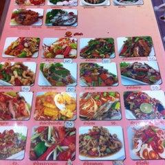 Photo taken at ร้าน แซ้บเวอร์ (มหาดไทย) by ccjames7 on 7/13/2014