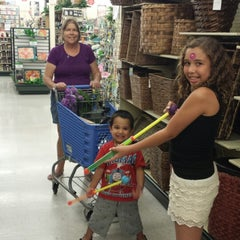 Photo taken at Hobby Lobby by Katie B. on 6/22/2013