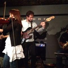 Photo taken at jazz club daphne by めい が. on 11/13/2014