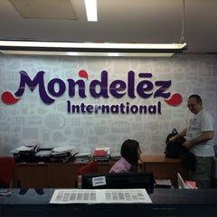 Photo taken at Mondelēz International Russia by Pete M. on 5/12/2015