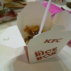Photo taken at KFC by Novia S. on 1/17/2016
