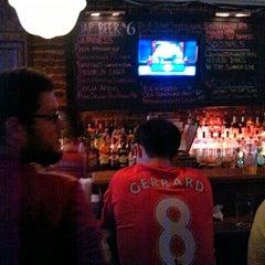 Photo taken at 11th Street Bar by Morten F. on 9/14/2012