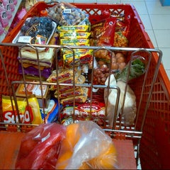 Photo taken at Brastagi Supermarket by Melia S. on 12/13/2012