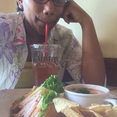 Photo taken at McAlister's by Cyd T. on 5/25/2014