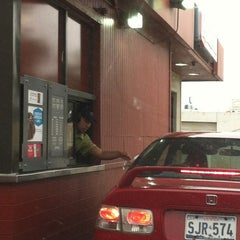 Photo taken at Jack in the Box by April J. on 10/10/2012
