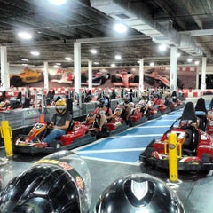 Photo taken at K1 Speed by Francisco A. on 3/21/2013