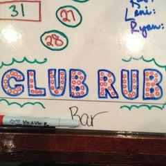 Photo taken at R.U.B. BBQ Pub by Aimée W. on 2/24/2013