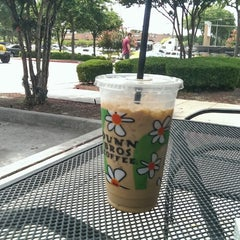 Photo taken at Dunn Bros Coffee by Brian on 7/3/2013