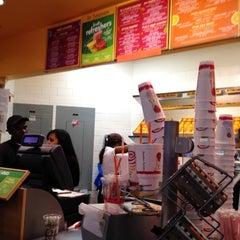 Photo taken at Jamba Juice by Christopher F. on 5/26/2012