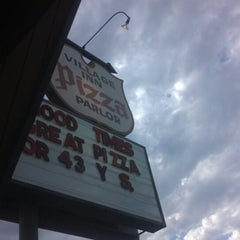 Photo taken at Village Inn Pizza by Joe S. on 8/3/2012