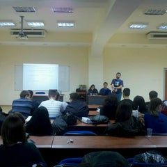 Photo taken at Code Camp 2011 by Krste K. on 11/24/2012