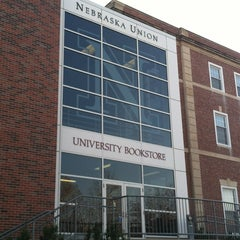 Photo taken at Nebraska Union by Sam E. on 11/17/2012