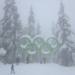 Photo taken at Cypress Mountain by Koltzunash C. on 12/16/2012