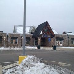 Photo taken at Hickory Run Service Plaza by Stevo on 1/25/2013