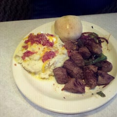 Photo taken at Boskey's Bar & Grill by Mary R. on 12/2/2012