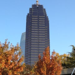 Photo taken at MARTA - Arts Center Station by Matthew B. on 11/16/2012