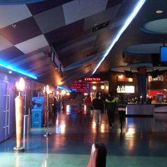 Photo taken at SilverCity Metropolis Cinemas by John R. on 10/2/2012