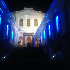 Photo taken at Museo de Arte Contemporaneo by Pablo C. on 9/25/2013