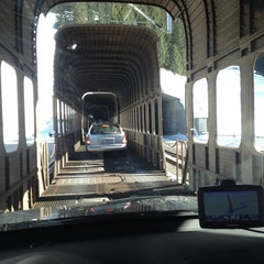 Photo taken at Vereina Bahntunnel by Jevgenija G. on 3/2/2013