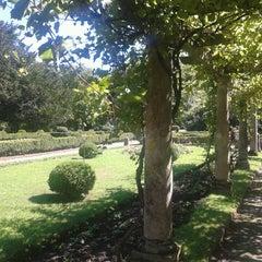 Photo taken at Parque de Ferrera by Marc I. on 8/8/2013