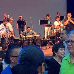 Photo taken at Damrosch Park by Jack C. on 6/27/2015
