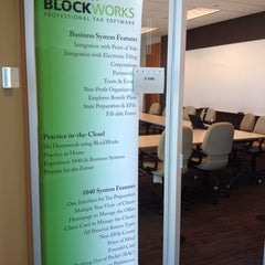 Photo taken at H&R Block Corporate Headquarters by Debi B. on 5/29/2014