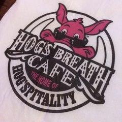 Photo taken at Hog's Breath Cafe by Simon O. on 11/3/2013