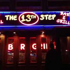 Photo taken at The 13th Step by Jim M. on 2/10/2013