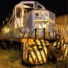Photo taken at Museo del Ferrocarril Mexicano Del Sur by Vic on 11/1/2012