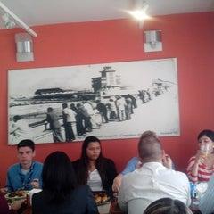Photo taken at Santo Antônio Restaurante by Michelle C. on 7/19/2013