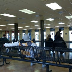 Photo taken at Greyhound Bus Lines by Charles S. on 11/11/2012