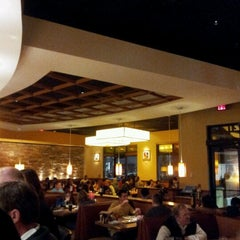 Photo taken at California Pizza Kitchen by Courtney W. on 1/4/2013