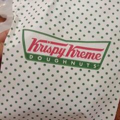 Photo taken at Krispy Kreme by Vanessa V. on 10/18/2015