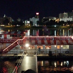 Photo taken at Pride of the Susquehanna Riverboat by Fresh Roasted H. on 9/8/2013
