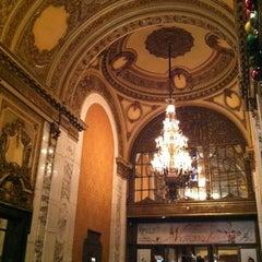 Photo taken at Boston Opera House by Paul V. on 12/15/2012