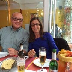 Photo taken at Mayur - Indisches Restaurant by Jim S. on 5/1/2014