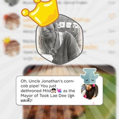 Photo taken at Took Lae Dee (ถูกและดี) by Pawinee M. on 10/14/2015