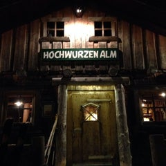 Photo taken at Hochwurzenalm by fuenf n. on 1/18/2014