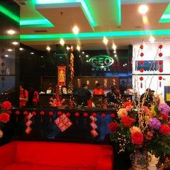 Photo taken at Geo Hotel by Xavier T. on 2/11/2013