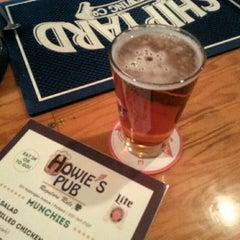 Photo taken at Howie's Pub by Squirrelfarts M. on 2/7/2015