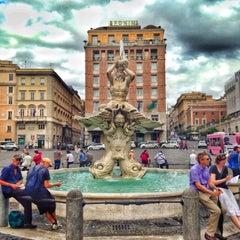 Photo taken at Palazzo Valentini by Mariyka P. on 9/11/2014