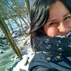 Photo taken at Bluemont Park by erika marlen g. on 2/17/2015